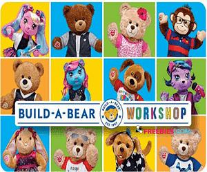 $15 OFF Build-A-Bear