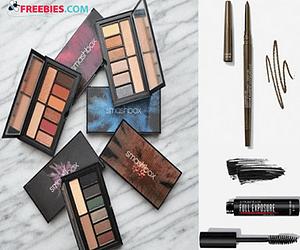 Free Smashbox Eyeliner & Mascara with Purchase
