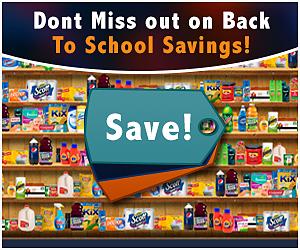 Back to School Savings with Samples & Rebates