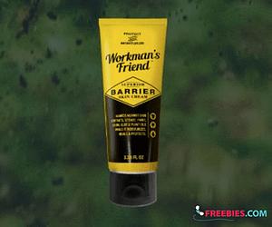 Sample Workman's Friend Superior Barrier Skin Cream