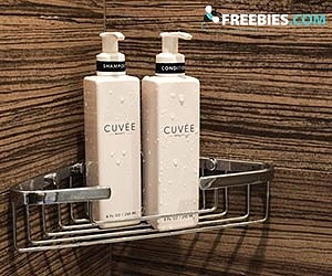 Free Sample of Cuvee Shampoo and Conditioner