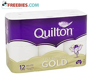 Win a Years Supply of Quilton