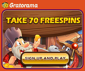 Earn a Bonus & 70 Free Spins with Goldrush