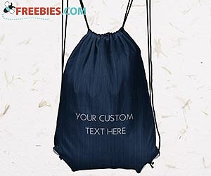Free Personalized Backpack