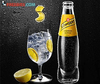 Free Schweppes Gin & Tonic Gift