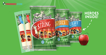 Frigo's Incredibles Back to School Instant Win Game