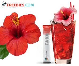 Free Hibiscus Energy Drink