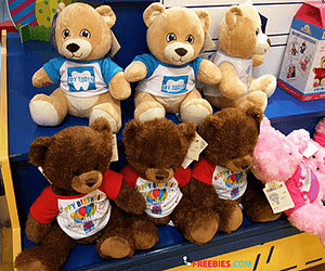 Build-A-Bear National Hug Day