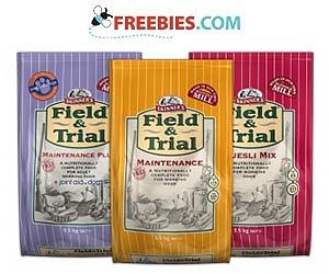 Free Skinner's Dog Food Samples