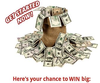 Win $50,000 with Sweepstakes Bucks
