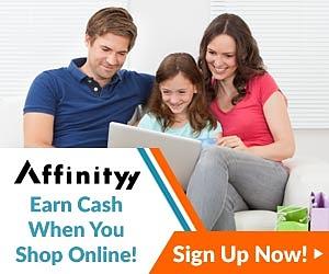 Earn Cash When You Shop Online