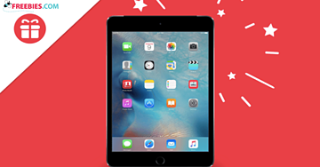 Win a Free iPad Mini from Ellen