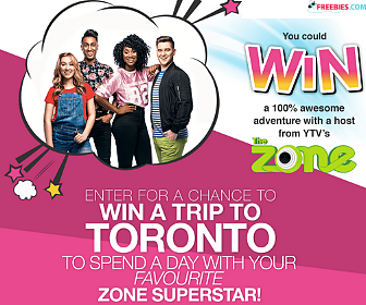 Win a Free Trip to Toronto with YTV