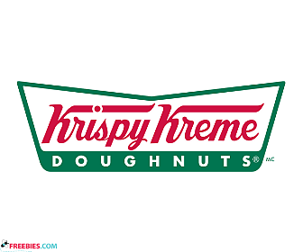 Free Krispy Kreme Coffee and Doughnut