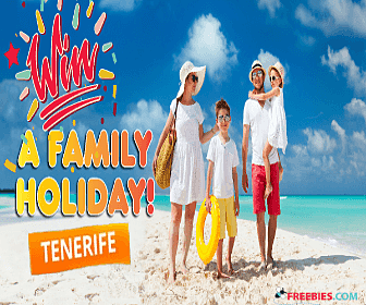 Win a Free Family Holiday To Spain