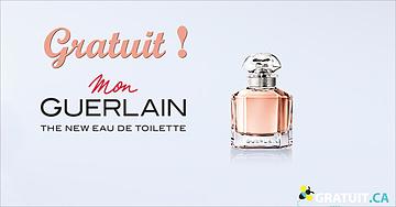 Échantillon gratuit de parfum Guerlain