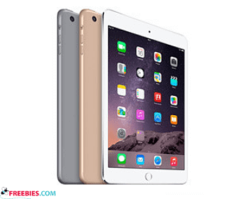 Test and Keep an iPad Mini 3 for Free