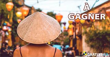 Gagnez un voyage au Vietnam