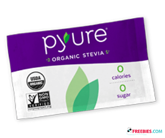 Free Sample of Pyure Organic Stevia