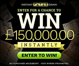 Instantly Win £150,000