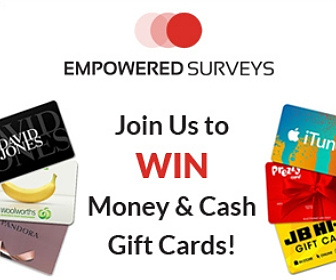 Take Empowered Surveys and Get Paid
