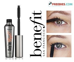 Win a Benefit They're Real! Mascara