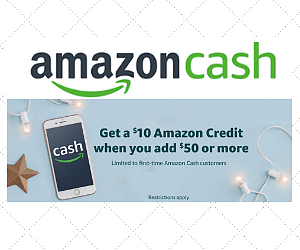 Free $10 Amazon Credit
