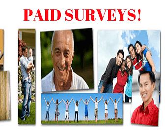Get Rewarded for Completing Surveys