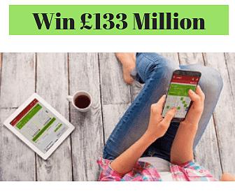 Win the £133 Million EuroJackpot with MyLotto24