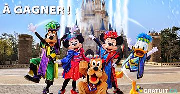 Gagnez un voyage pour la famille à Orlando!