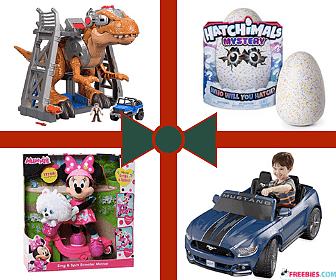 Up to 46% Off the Hottest Toys