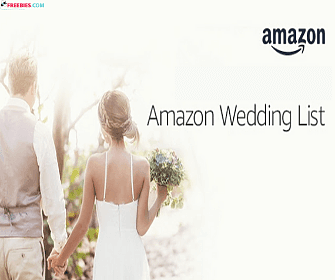 Amazon Wedding List