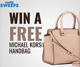 Win a Michael Kors Purse