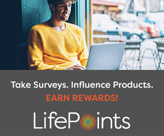 Earn Rewards with Lifepoints