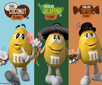 Win a Trip Around the World with M&M'S