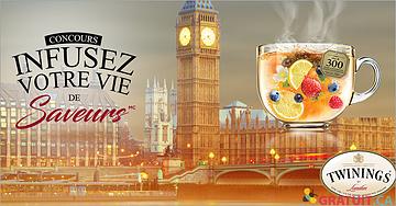 Gagnez un voyage à Londres