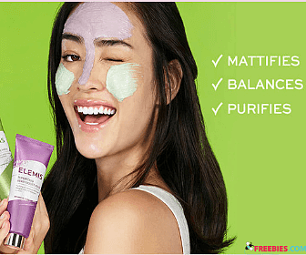 Free Berry Boost Face Mask