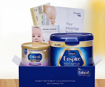 Free Enfamil Baby Sample Box