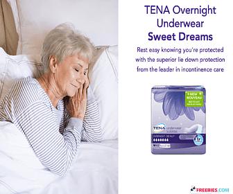 Free Tena Samples