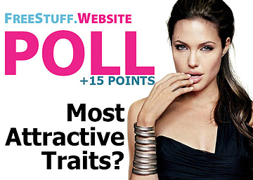Poll: What Makes a Woman Most Attractive?