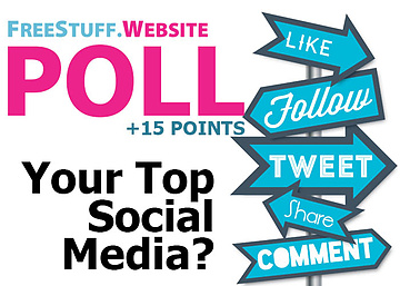 Poll: Where Do You Spend Most of Your Time on Social Media?