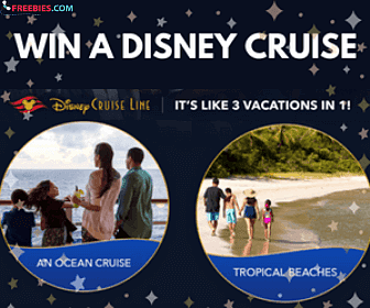 Win a Disney Cruise Vacation for 4