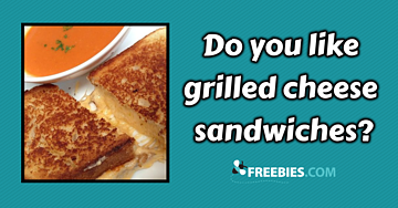 POLL: Are you a fan of grilled cheese sandwiches?