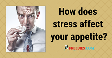 POLL: How does stress affect your appetite?
