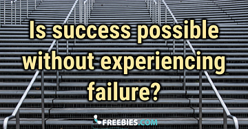 POLL: Is success possible without failure?