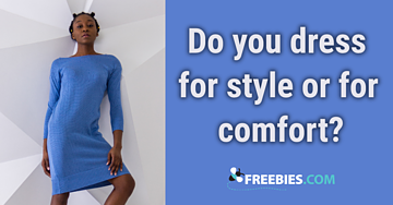 POLL: Do you dress for fashion or function?