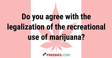 POLL: Do you agree with the decriminalization of marijuana?