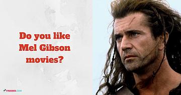 mel gibson movie