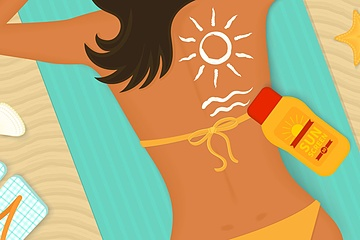 What Sunscreen Is Really Doing To Your Body. Good To Know!