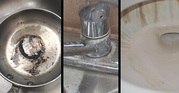 How To Get Your Pots, Faucet And Toilet To Shine Again In Minutes